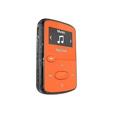 Sandisk 174 Clip Jam Sdmx26 008g 646o 8gb Flash Mp3 Player