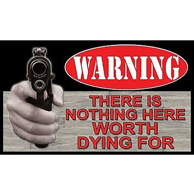 American Expedition Nothing Worth Dying Doormat