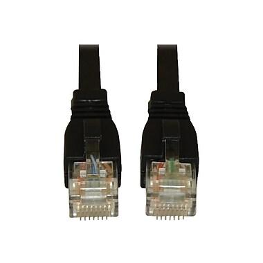 Tripp Lite N261-005-BK 5' Cat6a RJ-45 Male/Male Snagless 10G Patch Cable, Black