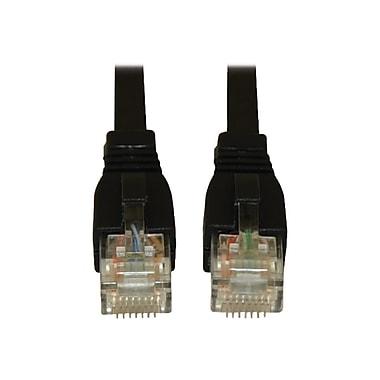 Tripp Lite N261-010-BK 10' Cat6a RJ-45 Male/Male Snagless 10G Patch Cable, Black