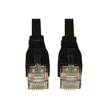 Tripp Lite N261-020-BK 20' Cat6a RJ-45 Male/Male Snagless 10G Patch Cable, Black (N261-020-BK)