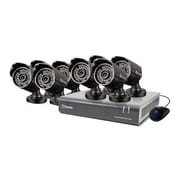 Swann DVR8-4400 8 Channel 720p Digital Video Recorder with 8x PRO-A850 Cameras (SWDVK-844008A-US)