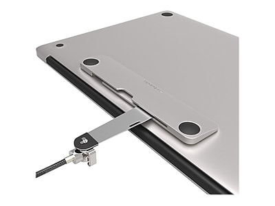 Maclocks The BLADE Universal Bracket with Keyed Cable Lock (BLD01KL)