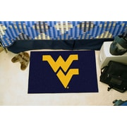 FANMATS NCAA West Virginia University Starter Mat