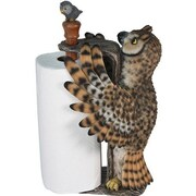 American Expedition Owl Paper Towel Holder
