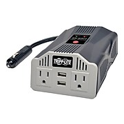 Tripp Lite PowerVerter Ultra Compact Car Inverter with Outlets