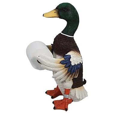 American Expedition Duck Free Standing Toilet Paper Holder
