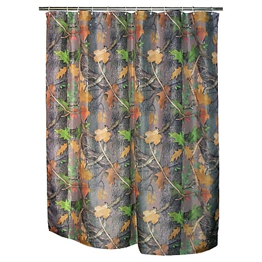 American Expedition Realtree Camo Shower Curtain