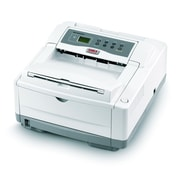 Okidata® B4600 Monochrome Laser Single-Function LED Printer