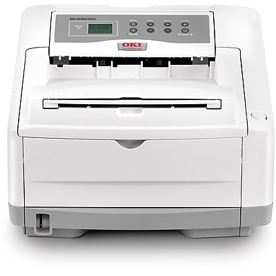 Okidata B4600N Digital Monochrome Laser Printer (10520087)