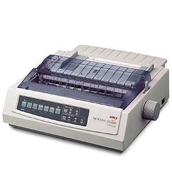 OKI Microline 321 Turbo/n Dot Matrix Printer (62415501)