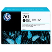 HP 761 Ink Cartridge, Inkjet OEM, Black, (CM991A)