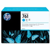 HP 761 Ink Cartridge, Inkjet, OEM, Cyan, (CM994A)
