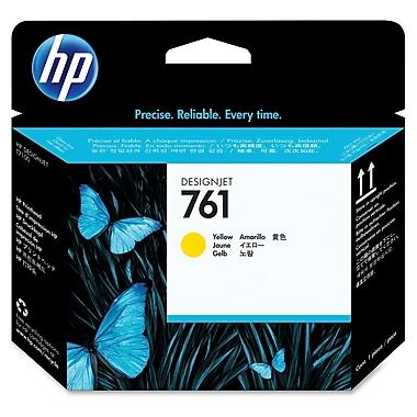 HP 761 Printhead, Inkjet, Yellow, (CH645A)