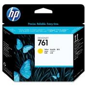 HP – Tête d'impression 761, jet d'encre, jaune, (CH645A)