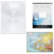 Merangue Large Sheet Magnifier, 2mm Thick
