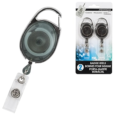 Merangue Carbineer Badge Reel, 36