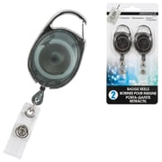 "Merangue Carbineer Badge Reel, 36"", 10/Packs of 2"