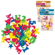 Merangue Fun Foam Shapes, 6/Packs of 100