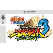Naruto Shippuden: Ultimate Ninja Storm 3 Full Burst  for PC [Download]