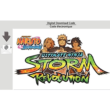 Naruto Shippuden: Ultimate Ninja Storm Revolution for PC [Download]