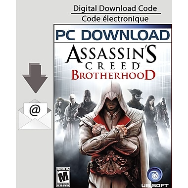 Assassin's Creed Brotherhood for PC [Download]