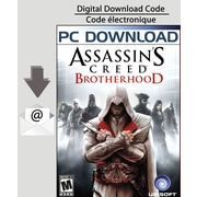 Assassin's Creed Brotherhood pour PC [Téléchargement]