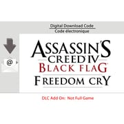 Assassin's Creed IV Black Flag Freedom Cry for PC [Download]