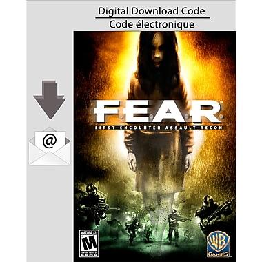 F.E.A.R. First Encounter Assault Recon pour PC [Télcharger]