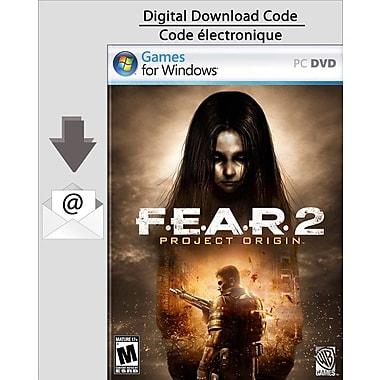 F.E.A.R. 2 : Project Origin pour PC (téléchargement)