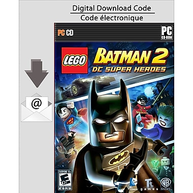 LEGO Batman 2: DC Super Heroes for PC [Download]