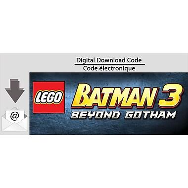 LEGO Batman 3 : Au-delà de Gotham pour PC (téléchargement)