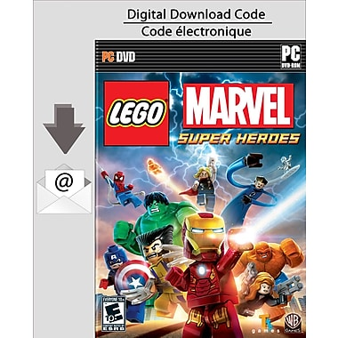 LEGO Marvel Super Heroes for PC [Download]