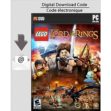 LEGO The Lord of the Rings for PC [Download]