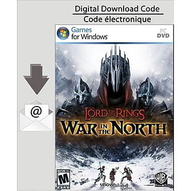 Le Seigneur des Anneaux : La Guerre du Nord pour PC (téléchargement)