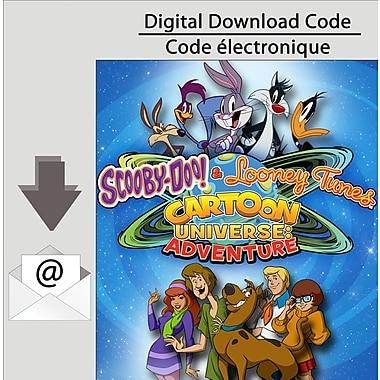 Scooby Doo! & Looney Tunes Cartoon Universe : Adventure pour PC (téléchargement)