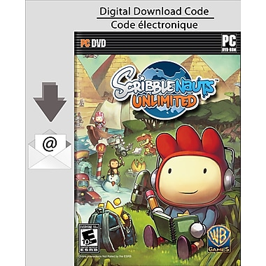 Scribblenauts Unlimited pour PC (téléchargement)