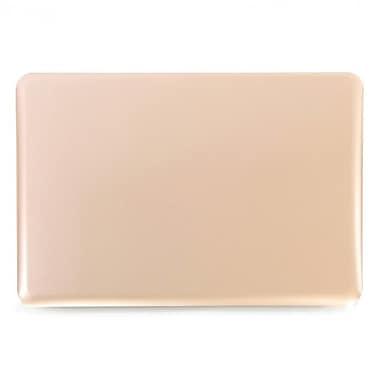 Tucano – Étui à coque rigide Nido pour MacBook de 12 po, doré