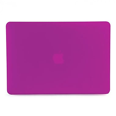 Tucano Nido Hard-Shell Case for MacBook 12, Purple