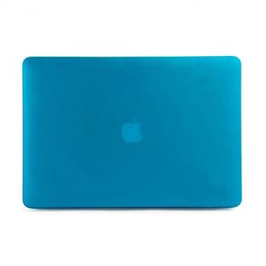 Tucano – Étui à coque rigide Nido pour MacBook Pro à écran Retina de 15 po, bleu pâle