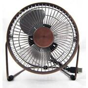 "Logiix USB Retro Fan 8"", Bronze"