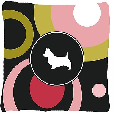 Caroline's Treasures Australian Terrier Indoor/Outdoor Throw Pillow