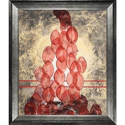 Tori Home Artisbe Ovals by Clive Watts Framed Painting Print