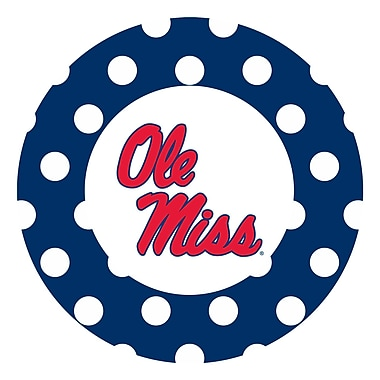 Thirstystone University of Mississippi Dots Collegiate Coaster (Set of 4)