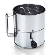 Cook N Home Cook N Home 8 Cup Flour Sifter