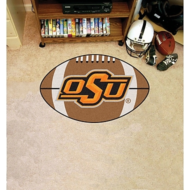 FANMATS NCAA Oklahoma State University Football Mat