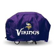 Rico Industries NFL Deluxe Grill Cover - Fits up to 68''; Minnesota Vikings