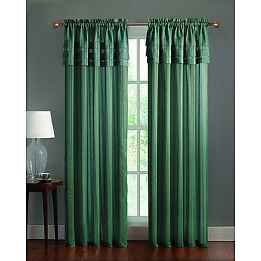 VCNY Meridian Single Curtain Panel