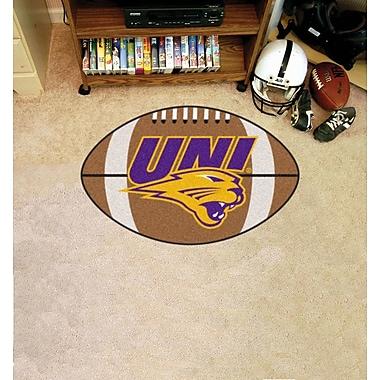 FANMATS NCAA University of Northern Iowa Football Mat