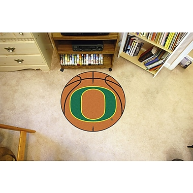 FANMATS NCAA University of Oregon Basketball Mat